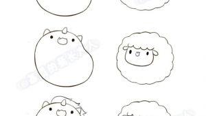 Drawing Ideas Cute Animals Image Result for Cute Kawaii Christmas Animals Art Diy Pinterest