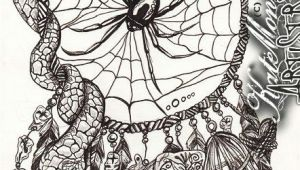 Drawing Ideas Dream Catcher Dreamcatcher Drawing Illustration Design Drawing and Design