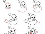 Drawing Ideas for 12 Year Olds 126 Best How to Draw Babies Images Baby Drawing Baby Painting