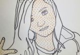 Drawing Ideas for 7th Graders Pop Art Portraits Creative Art Pop Art Portraits Pop Art