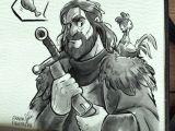 Drawing Ideas Guns Chinese Drawing Art Page 6 Of 30 A Nk Drawa Ng Inktober Chicken