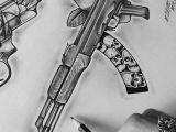 Drawing Ideas Guns Pin by Vince Marcelosoaresfilho On Tatuagem Tattoos Tattoo