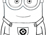 Drawing Ideas Minions How to Draw Dave One Of the Minions From Despicable Me Drawing
