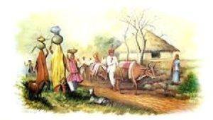 Drawing Ideas Of Village Life 114 Best Village Scenery Images In 2019 India Watercolor