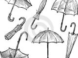 Drawing Ideas Umbrella Umbrellas Sketches Tattoo Drawi