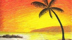 Drawing Ideas with Oil Pastels Easy Oil Pastel Ideas Simple Oil Pastel Art Google Search Oil