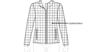 Drawing Jackets the Quilted Jacket Fashion Illustrations Pinterest Jackets