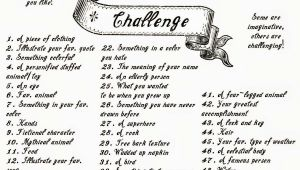 Drawing Journal Prompts 52 Week Art Challenge the Starving Arts Painting Pinterest