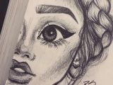 Drawing Ladies Eyes Pin by Natalya Moroz On Art In 2018 Pinterest Drawings Sketches