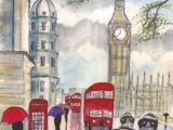 Drawing London Eye Step by Step 60 Best British Phone Booths Images London England England Sketches