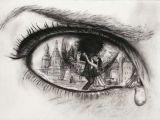 Drawing Love Eyes Pin by Rachel Stevens On Red and Black Drawings Art Art Drawings