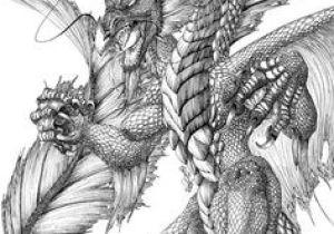 Drawing Made Easy Dragons Fantasy 968 Best Dragon Drawings Images Mandalas Coloring Books