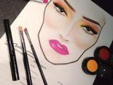 Drawing Makeup Things 120 Best F A C E C H A R T S Images Beauty Makeup Mac Face Charts