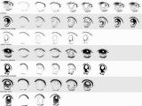 Drawing Manga Eyes Step by Step How to Do Black and White Shoujo Eyes Step Drawing Anime Eyes