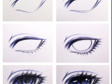 Drawing Manga Eyes Step by Step Pin by Ha On Art Pinterest Drawings Eye and Anime