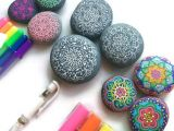 Drawing N Painting Ideas Learn What the Best Pens are for Drawing On Rocks and How to Protect