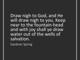 Drawing Nigh Quotes About Near to God 91 Quotes