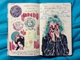Drawing Notebook Ideas 300 Best Journal A Images On Pinterest Anatomy Art Drawing Ideas