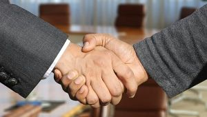 Drawing Of 2 Hands Shaking Shaking Hands Images A Pixabay A Download Free Pictures