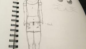 Drawing Of A Bad Girl Really Bad Girl Drawing Drawings Pinterest