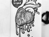 Drawing Of A Bleeding Heart Bleeding Heart Disease by Rodrigo Molina Via Behance Sketch