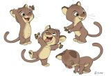 Drawing Of A Cartoon Otter Benjamin Couronne Just Furry Things In 2019 Pinterest