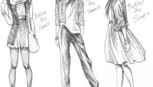 Drawing Of A Fashion Girl Fashion Girls Drawings Pinterest