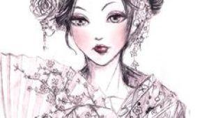 Drawing Of A Geisha Girl 57 Best Geisha Drawings Images In 2019 Japanese Art Geishas