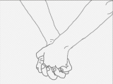 Drawing Of A Girl and Boy Holding Hands 4 Ways to Draw A Couple Holding Hands Wikihow