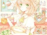 Drawing Of A Girl Cooking 265 Best A Cook Baking A Images Anime Art Art Of Animation Cook