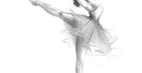 Drawing Of A Girl Dancing Ballet Pin by Millyfrankstudio Arts On Dancers In 2019 Drawings Pencil