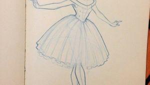 Drawing Of A Girl Dancing Dancing Pose Instagram Photo by Nicolegarber2 Drawing People