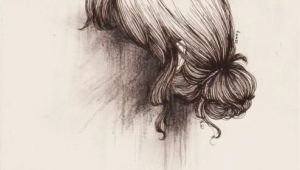 Drawing Of A Girl Hiding Her Face Hide Your Face From the World they Can T Judge You if the Can T