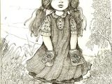 Drawing Of A Girl In the Rain Girl by Pilar Childrens Illustration by Pilar Agrelo Pinterest