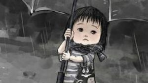 Drawing Of A Girl In the Rain with An Umbrella 830 Best Rain Bumbershoots Images Umbrellas Drawings In the Rain