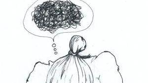 Drawing Of A Girl Kneeling Foto Di Fi Bi I Vi Li Illustration by andreas Malicia
