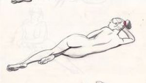 Drawing Of A Girl Lying On A Bed 320 Best Character Pose Lay Down Images Character Poses
