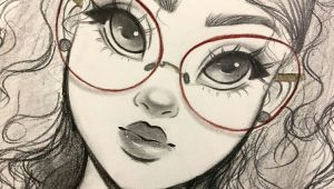 Drawing Of A Girl Simple Pin by Adorable Rere1 On Drawings In 2019 Pinterest Drawings
