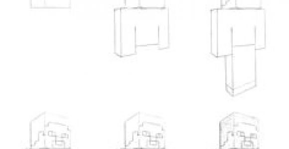 Drawing Of A Minecraft Dog How Draw Minecraft Drawings Minecraft Pinterest Minecraft
