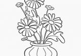 Drawing Of A Rose In A Vase Fresh Drawn Vase 14h Vases How to Draw A Flower In Pin Rose Drawing