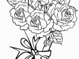 Drawing Of A Rose Vase Coloring Pages Of Roses and Hearts New Vases Flower Vase Coloring