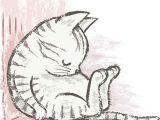 Drawing Of A Sleeping Cat Pin by Tatiana Aksenova On Cats Pinterest Cats Cat Art and Draw