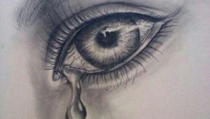 Drawing Of A Teary Eye Crying Eye Drawing Breathtaking Art Drawings Pencil Drawings Art