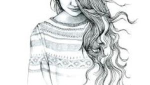 Drawing Of A Teenage Girl Creative Drawing Ideas for Teenagers Tumblr Google Search This