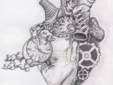 Drawing Of An Actual Heart Biomec Heart by Strawberrysinner Drawing Ideas and Inspiration