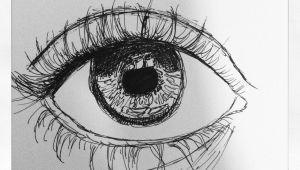 Drawing Of An Eye In Pen Ink Pen Sketch Eye Art In 2019 Drawings Pen Sketch Ink Pen