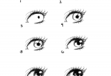Drawing Of An Eye Step by Step How to Draw Eye Portrait Step by Step Eyeballs Drawings Art