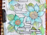 Drawing Of Blue Flowers Beginning Your Art Journal Art Journal Pinterest Art Journal