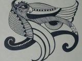 Drawing Of Egyptian Eye Eye Of Horus by Lilang Zentangle Drawings Zentangle Eye Of Horus