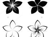 Drawing Of Flower Champa Image Result for Frangipani Line Drawing Hawaiiantattoos Hawaiian
